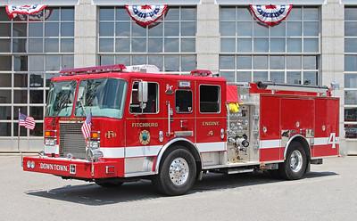Engine 5 2014 KME Panther 1750 / 750