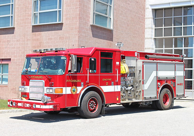 Engine 8   2004 Pierce Enforcer   1500 / 750