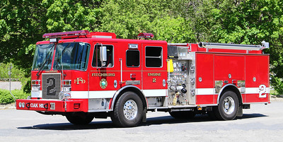 Engine 2.  2019 KME Panther.  1750 / 750 / 20F