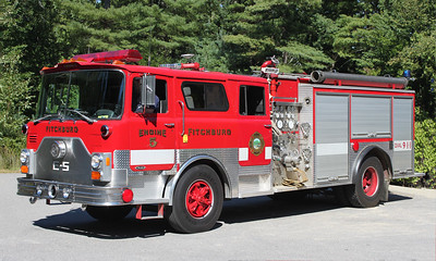 Retired Engine 5.  1982 Mack CF / EJ Murphy Refurb.   1500 / 1000