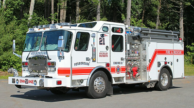 Engine 21 2013 E-One Typhoon 1500 / 750
