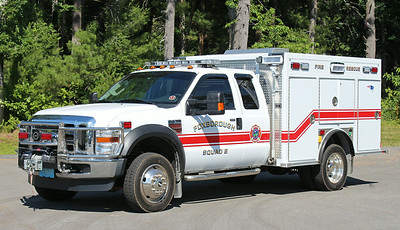 Squad 2 2009 Ford F-550 / Fireone 200 / 300