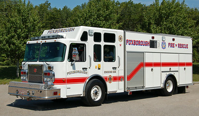 Engine 22 2005 Spartan / Crimson 1500 / 760