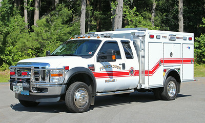 Squad 1 2009 Ford F-550 / Fireone 200 / 300