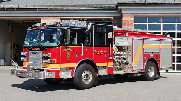 Engine 3   2009 Pierce Arrow XT   1500 / 750 / 30F