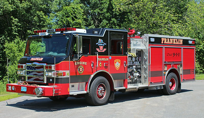 Engine 2 2013 Pierce Impel 1500 / 1000
