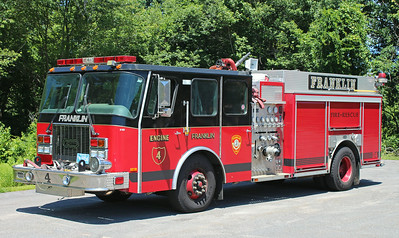 Engine 4 2000 E-One Cyclone 1500 / 750