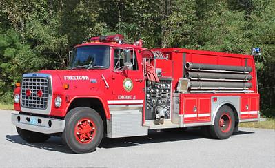 Engine 4.  1986 Ford / Ranger.  1250 / 1000