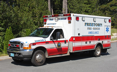 Retired Rescue 2.   2003 Ford / Road Rescue