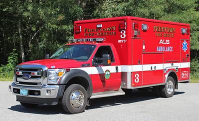 Rescue 3 2012 Ford / Horton