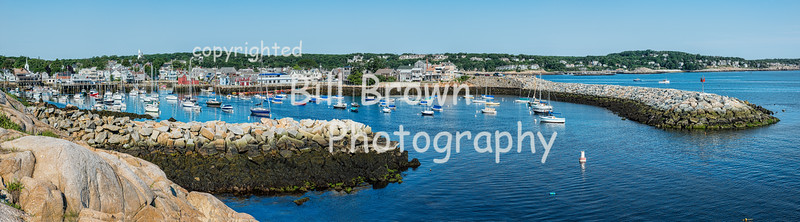Rockport Summer Pano