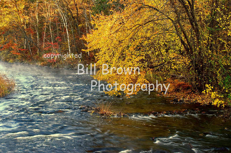 Early Morning on the Quaboag River