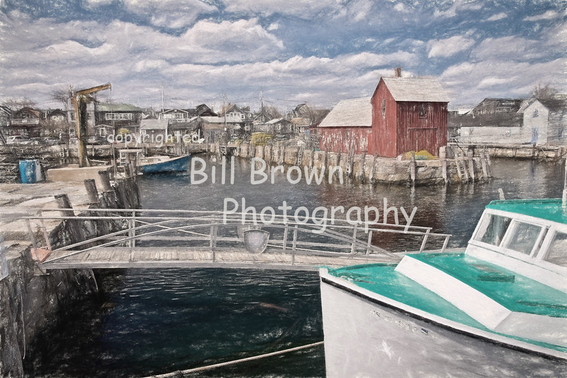 Rockport Waterfront
