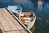 Skiffs at Dock