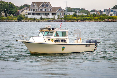The Town of Bourne Harbor Patrol