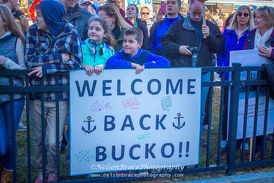 'Bucko's' family awaits.