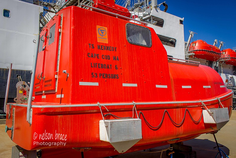 Kennedy Lifeboat