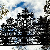 The gates of Harvard