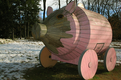 Trojan Piggy Bank