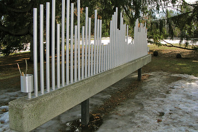 The Musical Fence