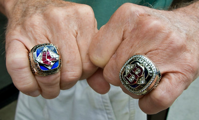 "Boston Red Sox World Series Championship Rings - 85 years to reverse the ""Curse of the Bambino"""