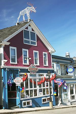 Geddi's, Bar Harbor Maine