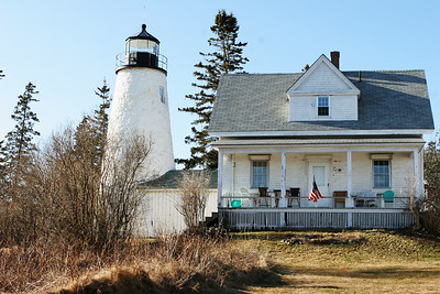 Dyce Head Lighthouse, Castine Maine