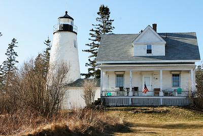 Dyce Head Lighthouse, Castine Maine