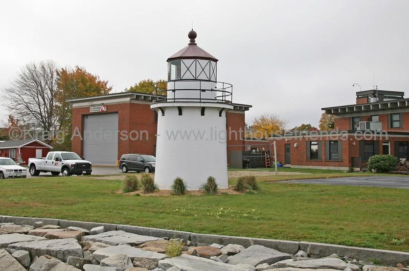 Newburyport Harbor Range Lights