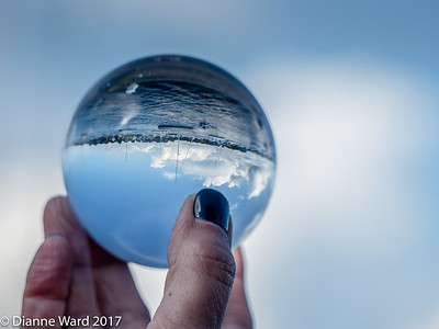 Crystal Ball Reflections