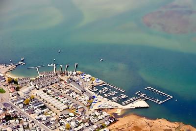 Hampton River Marina, Hampton Beach NH