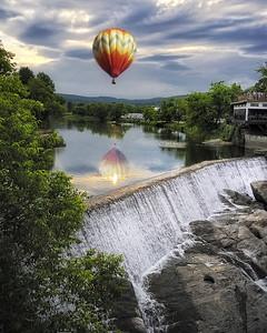 Quichee Vermont Hot Air Balloon Festival