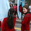 From the 2007 Memorial Day Parade.  A member of the High School Marching Band spotted my SLR and smiled for the camera.