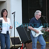 Local band Tailspin playing at the 2007 July 4th Town Block Party.