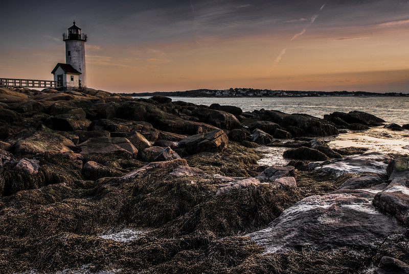 Annisquam Lighthouse north