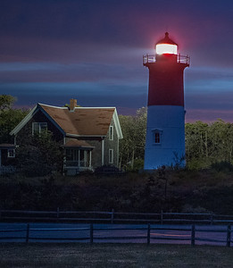 Nauset Beach Light - Cape Cod National Seashore