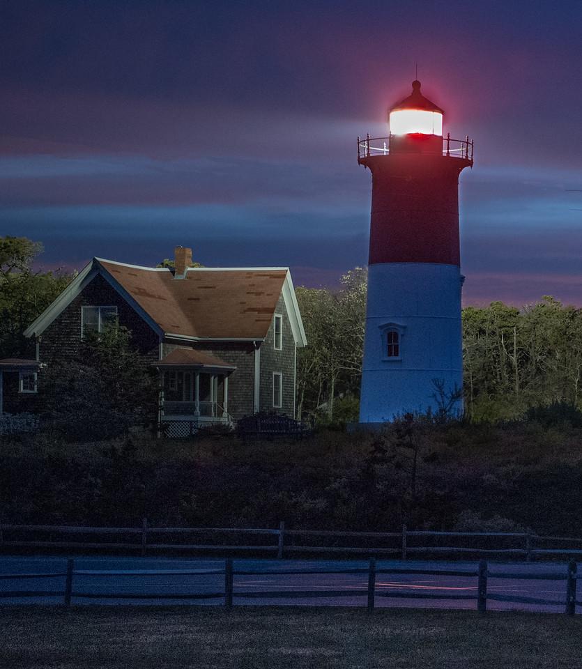 Nauset Beach Light - Cape Cod National Seashore