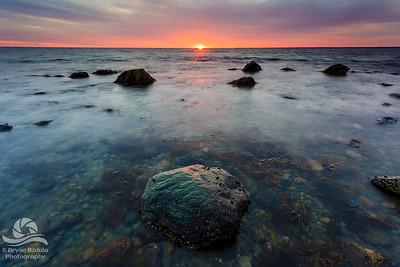 Westport Sunset