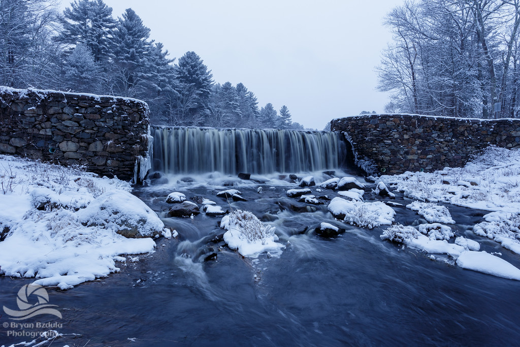 Perryville Dam