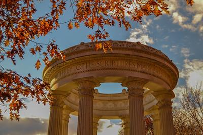 Mary Baker Eddy Memorial - Mt. Auburn Cemetery