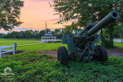 Cannon Sunset