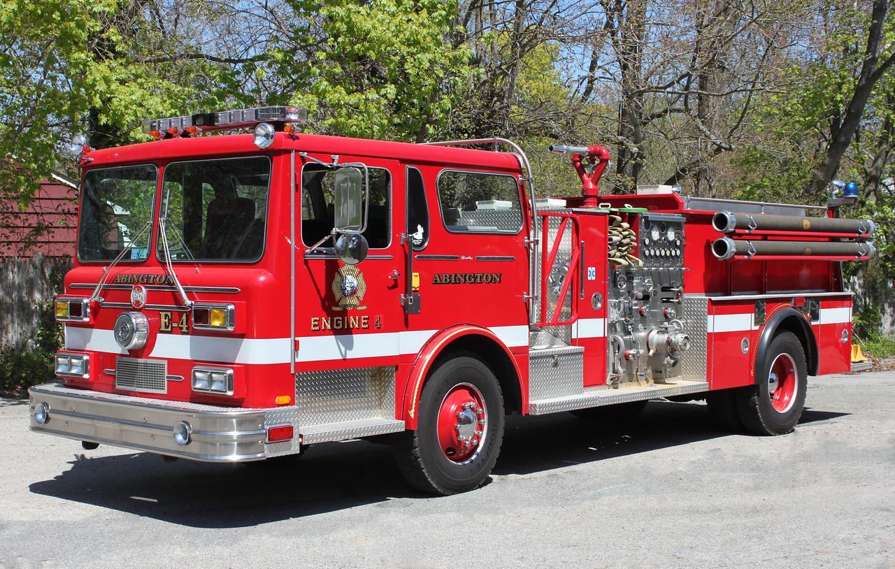 Engine 4 1982 Maxim 1250/750
