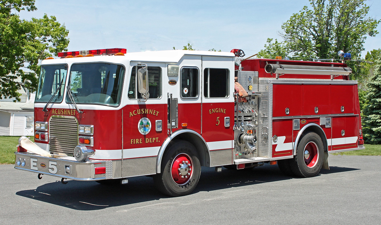 Engine 5 1998 KME 1250 / 1000