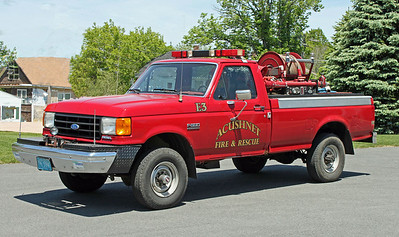 Engine 3 1992 Ford F-350 125 / 200