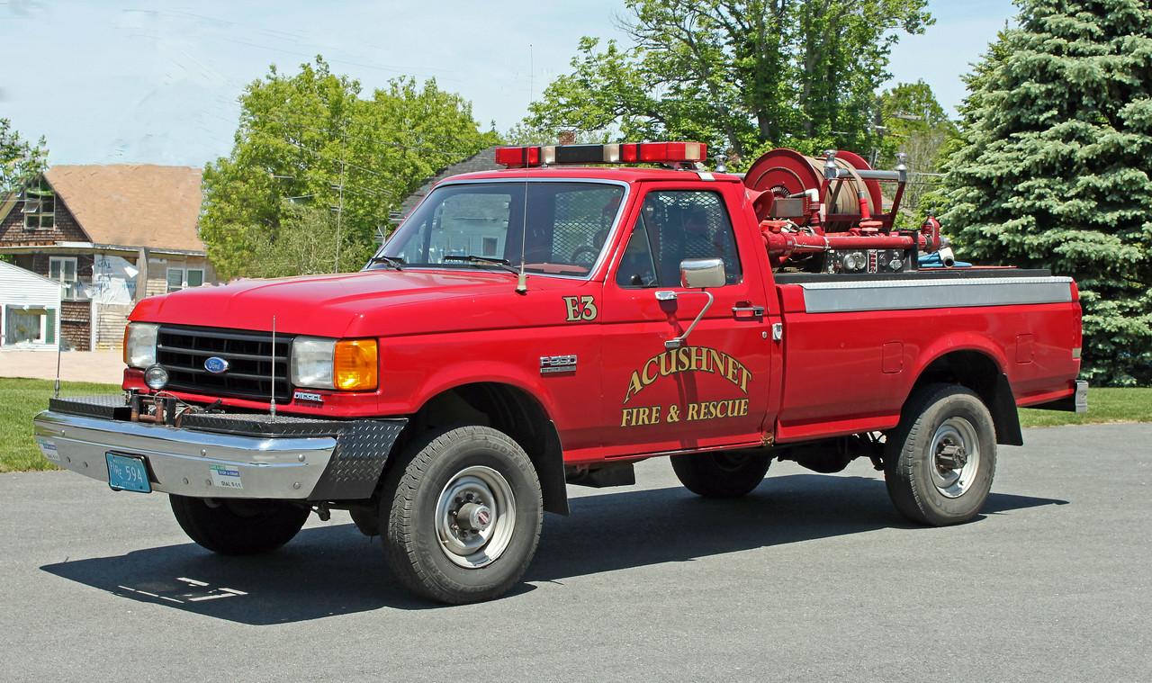 Engine 3 1992 Ford F-350 125 / 200