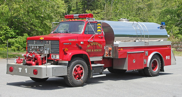 Tanker 1 1979 Chevy / 4 Guys 1000 / 1800