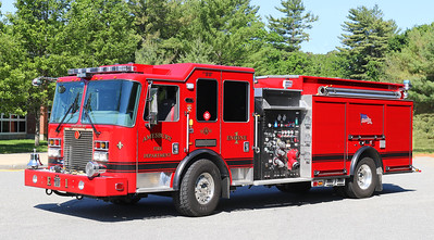 Engine 1. 2015 KME Severe Service   1500 / 750 / 30F