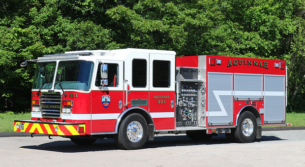 Engine 321   2017 KME Panther   1750 / 980 / 30F
