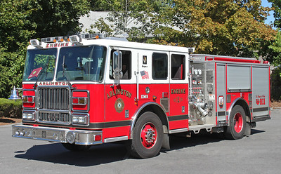 Engine 1 2008 Seagrave 1250/500