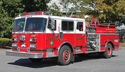 Engine 5 1987 Seagrave 1500/500